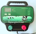 5 joule output fence energizer or green color farm electric fencing energizer -electric fence charger