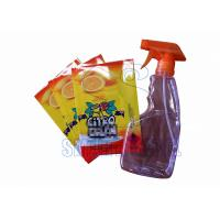 Semi Gloss Finish PET Bottle Labels PET Shrink Sleeves With High Speed Printing Panton Color
