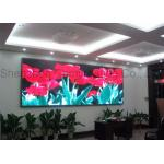 China Programmable Electronic Indoor HD P6 LED Video Walls Full Color Advertising LED Display Screen Panels wholesale