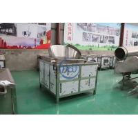 China Auto Electric Commerical Deep Fryer With Stirring 304 Stainless Steel Material on sale