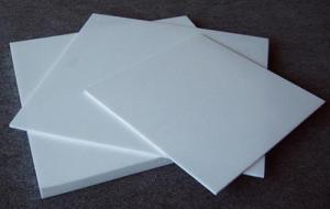 China High Thermal Conductivity Skived PTFE Sheet Plate, Joint Sheets on sale