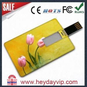 China low price 2gb business card usb on sale