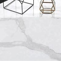 China cheap white glazed ceramic floor tile 80x80cm
