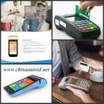 China Smart touch POS system with printer for shopping centers-AUTOID DJ V60 wholesale
