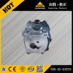 sell PC50MR-2 Excavator Hydraulic Pilot Gear Pump 708-3S-04570(Email:bj-012@stszcm.com )