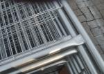 Zinc Coated Galvanized Temporary Fence Construction Fence Panels 22.00kg