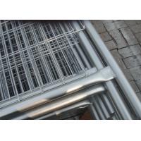 Zinc Coated Galvanized Temporary Fence Construction Fence Panels 22.00kg