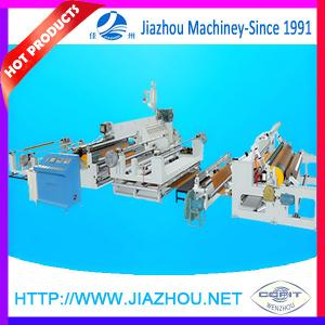 China Full Automatically PE Multi-layer Extrusion Coating Roll Industrial Paper Laminating Machine with Auto Edge Trim on sale