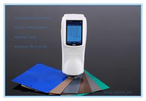 China NS810 textile lab equipment color spectrophotometer for dyes on sale