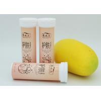 Body Spa Skin Whitening Vitamin Tablets Milk White Color For Skin Care