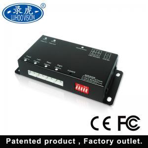 China Safe Driving 4 Channel Car DVR Recorder Intelligent Segmentation System on sale
