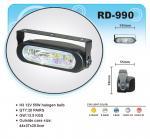 СУВ/лампа тумана переднего бампера виллиса, с дороги 12В, 55В свет тумана шарика галоида Х3