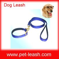 China nylon dog collar and leashes QT-0058 on sale