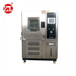 China Shoes Material Water Vapor Permeability Test Chamber  Human - Machine Interface on sale