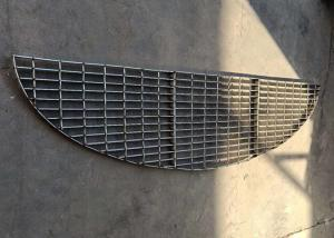 China Industry Stainless Steel Floor Drain Grate / Galvanized Steel Grating Walkway on sale
