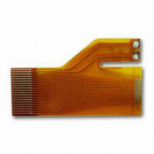 China Immersion Gold Polyimide Flexible PCB board / FPC circuit boards 1 OZ on sale