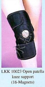 China Magnetic open patella knee support on sale