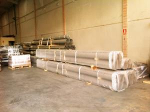 China TP 321 UNS S32100 Stainless Steel Pipe , Seamless Stainless Steel Tubing  on sale