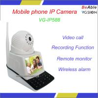 China CCTV camera Video Network Phone wireless mini robot Wifi free video call IP Camera support TF card Record on sale