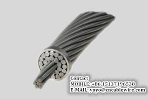 China 95mm2 Aluminium Conductor Steel Reinforced Cable on sale