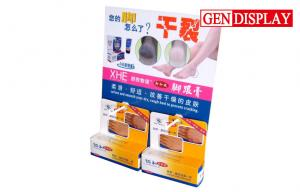 China Advertising Portable Display Standee For Health Care Products on sale