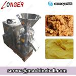China Soaked Mung Bean Sauce Making Machine|Peas and Gram Paste Grinding Colloid Mill wholesale