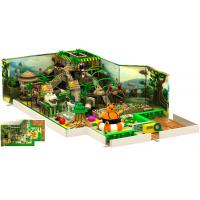 Exciting And Interesting!!! Big Commercial Jungle Indoor Playground