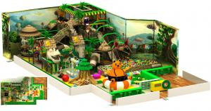 China Exciting And Interesting!!! Big Commercial Jungle Indoor Playground on sale