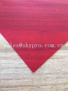 China Flexible PVC Transparent for Flooring and Decoration Smooth Double Film Colorful Plastic on sale