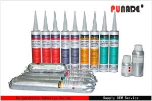 China Single component polyurethane adhesive bonding for Auto glass on sale