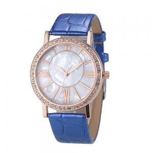 China Wholesale jewelry elegance quartz watch fancy ladies diamond watch with watch movementM on sale