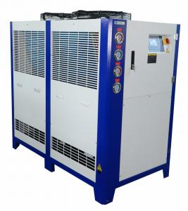 China Air Cooled Industrial Water Chiller PVC Machine Chiller Cooling Water on sale