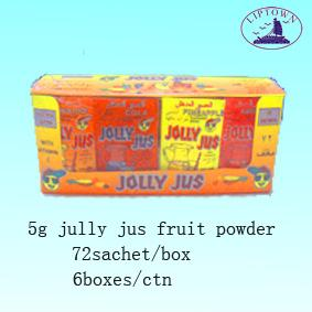 China 5g-60g/sachet fruit juice concentrate powder on sale