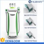 CE / FDA approved hot sale 1800w 5 cryo handles criolipolisis safety painless fat freeze cool body sculpting machines