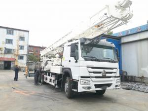 China 27T 600m Rotary Pile Drilling Rig With Directional Circulation BZC600CLCA on sale