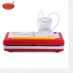 China Food Vacuum Machine DZ-280/2SE Household Portable Vacuum Sealer for Food on sale