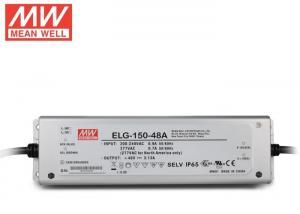 China AC - DC 150W 12V Dimmable Constant Voltage LED Driver Bulit In Active PFC Function on sale