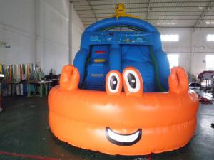 China Commercial Grade Inflatable Slide for Sale on sale