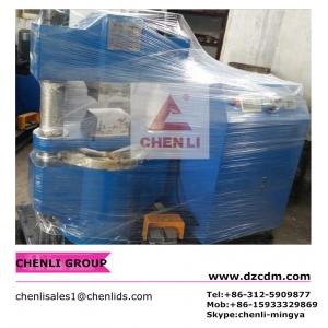 China 200 tons wire rope press machine for steel wire rope 6mm to 22mm on sale