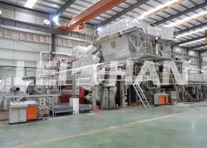 China 3 - 50 T/D Tissue Paper Machine Price, Jumbo Toilet Roll Making Machine on sale