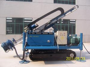 China MDL-135D Full Hydraulic Crawler Mounted Anchor Drilling Rig for Foundation Construction on sale