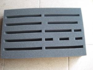 China Non Toxic  Black Packing Sponge Foam High Density Foam Sheets on sale