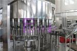 Industrial Monoblock Filling Machine Semi Automatic Soft Drink Bottling Equipment