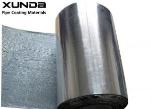 China High Tack Butyl Rubber Tape Comprising Of An Aluminium Foil And A Bitumen Rubber Adhesive on sale
