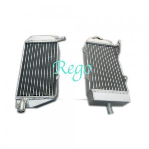 China Honda CRF450 2009-2010 Aluminum Motorcycle Radiator for Cooling system on sale