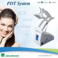 China PDT LED Collagen Light Treatment Machine With Red / Blue / Yellow / Green Colors on sale