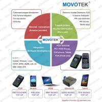 Movotek Electronic Airtime Voucher Distribution System with POS Terminal Integration