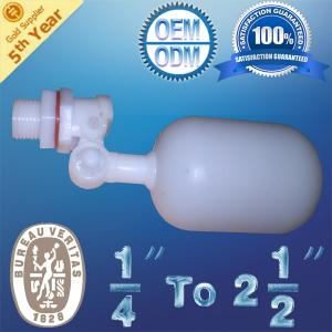 "China 3/8""(inch) mini plastic float valve on sale"