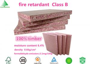 China New product in China Market plain timber type fire resistant particle board for furniture and decorat on sale