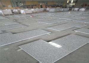 Quality Polished L Shaped Granite Countertop , Prefabricated Stone  Countertops L Shape For Sale ...